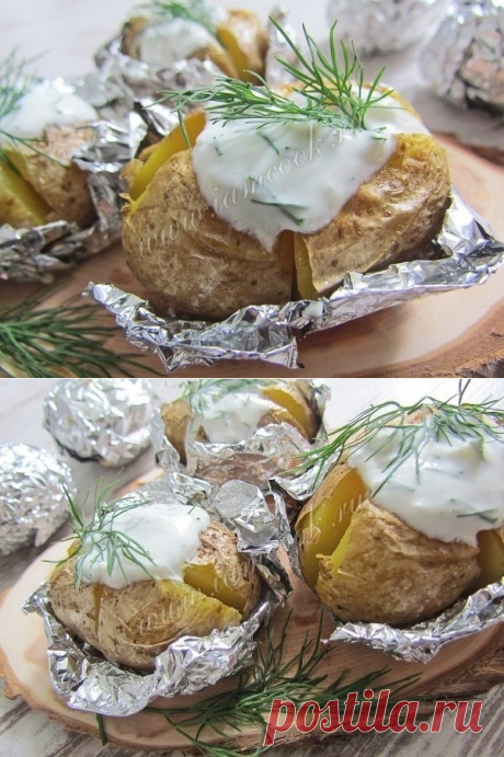 Как приготовить картофель, запеченный в мультиварке - рецепт, ингредиенты и фотографии