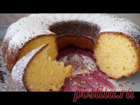 МАННИК самый простой рецепт/Semolina Cake