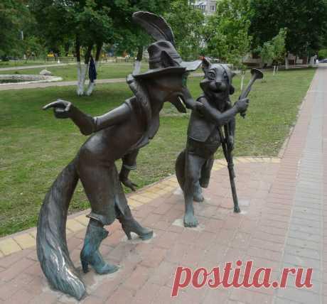 Алиса и Базилио #Золотой_ключик #Раменское Московская обл