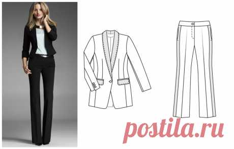 5 образов для бизнес-леди — BurdaStyle.ru