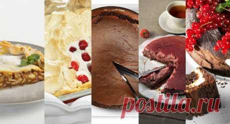 9 сладких пирогов – «Еда»