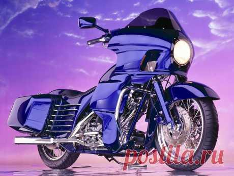 Harley Davidson / Мотоциклы. Лучшие фото-обои и картинки для рабочего стола. / Харлей Дэвидсон