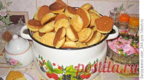 Домашнее печенье на рассоле. Пошаговый рецепт с фото