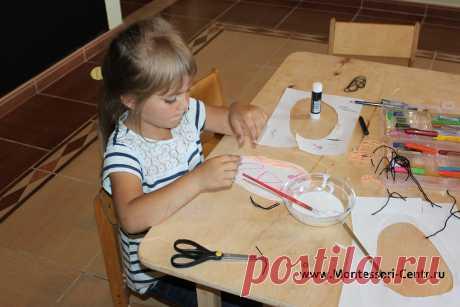 Садие для детей по методике Марии Монтессори