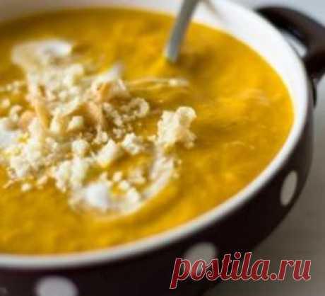 Крем-суп из тыквы, пошаговый рецепт с фото Крем-суп из тыквы. Пошаговый рецепт с фото, удобный поиск рецептов на Gastronom.ru