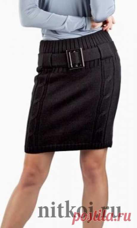 La falda de trabajo por los rayos «estilo De oficina»