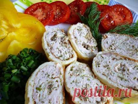 Ленивые бризоли с куриным фаршем и белыми грибами — рецепт приготовления