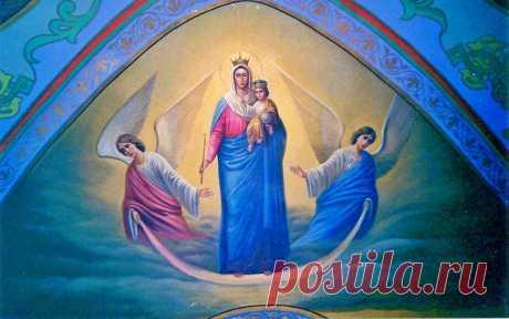 Ваши иконы-заступницы и ангелы-хранители по дате рождения
