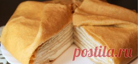 Торт из яичных блинов с курицей  Предлагаем Вам рецептвкусного диетического несладкого блинного тортика, который разнообразит ваше ПП-меню! Калорийностьна 100грамм - 122.35