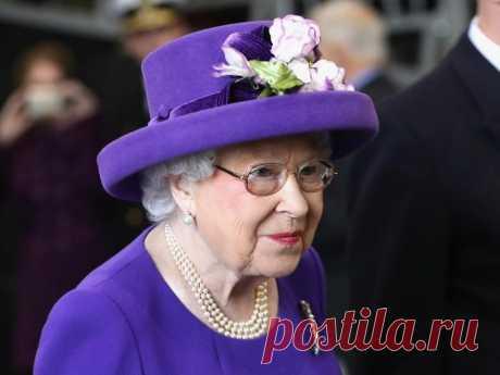Королева Великобритании стала прабабушкой в девятый раз   События