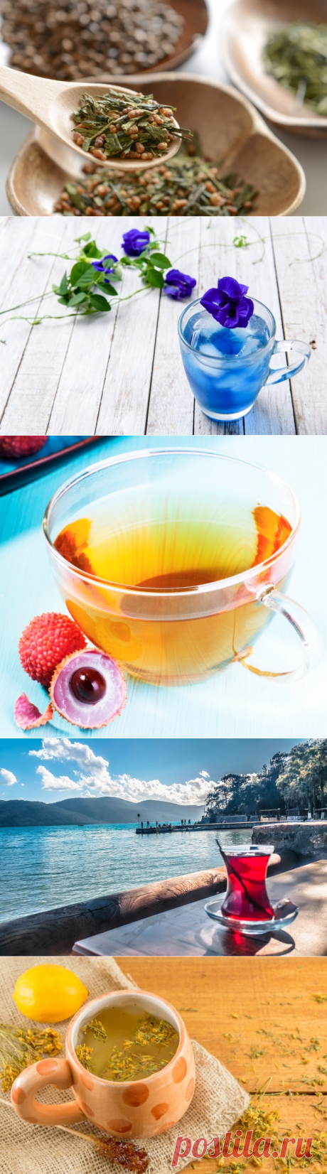 10 grades of tea for the real gourmets \/ Surfingbird are known by everything that you love