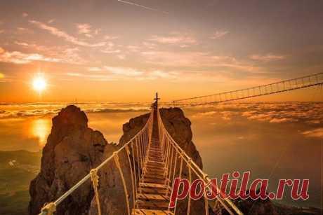 Мосты на Ай–Петри, Крым