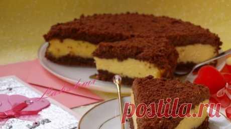 Безумно вкусный «Торфяной пирог» — lovecook.me