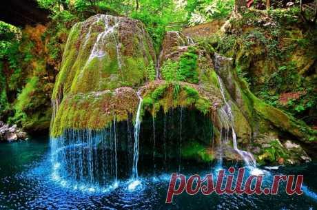Водопад Бигар, Румыния — Путешествия