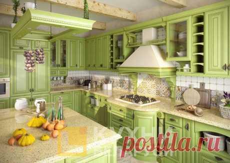 Верея ● Кухни Прованс (массив) ● Классические кухни ● Кухни ● Каталог ● Белорусские кухни на заказ