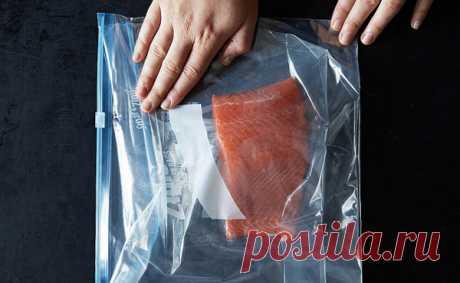 Как быстро разморозить рыбу без микроволновки | Краше Всех