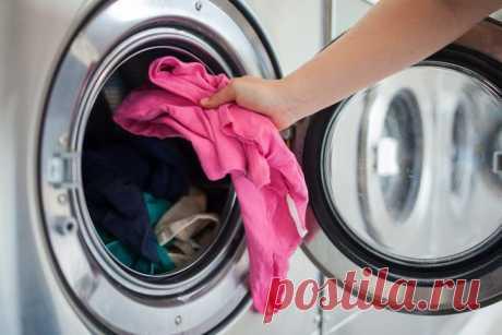 Как правильно почистить стиральную машину? — Лайфхаки