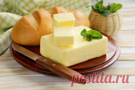 Как отличить настоящее сливочное масло от поддельного? — Лайфхаки