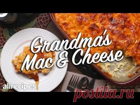 How To Make Grandma's Southern Baked Mac & Cheese   Easy Homemade Recipe   Allrecipes.com
