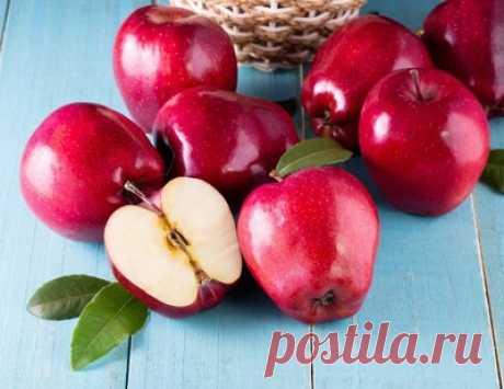 Яблоки — сбор пазла — Пазлы онлайн