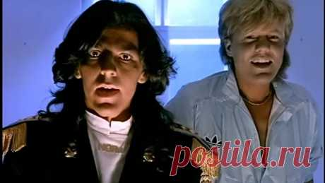 Modern Talking - Cheri, cheri lady (Remastered 2020) official video 1985