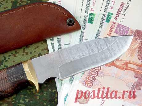 Bulat y damassk: como escoger el cuchillo presente - Охотники.ру