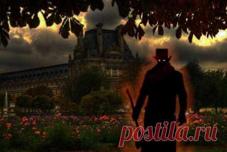 6 мистических легенд Парижа, в которые верят и сейчас