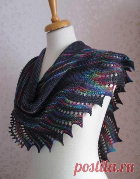 Amazing Knitting: Rainbows - Free Pattern