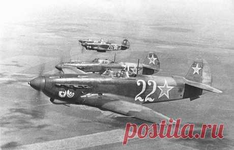 Почему советские асы боялись вступать в бой с немецкими лётчиками | Русская семерка