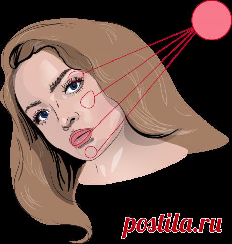 Легкие приемы макияжа, позволяющие сделать лицо свежее и привлекательнее | Елена Юлкина | Яндекс Дзен