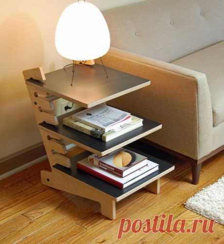 Когда любишь, чтобы дома была интересная мебель