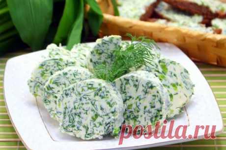 Сливочный домашний сыр Смешав кефир со сметаной, через 2 дня вы получите божественную закуску