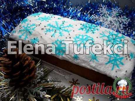 Кекс «Новогодний сюрприз» | 4vkusa.ru