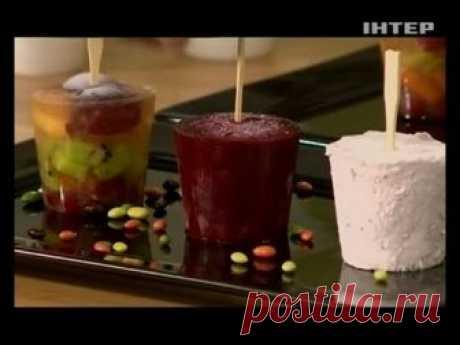 Мороженое - Готовим вместе - Интер
