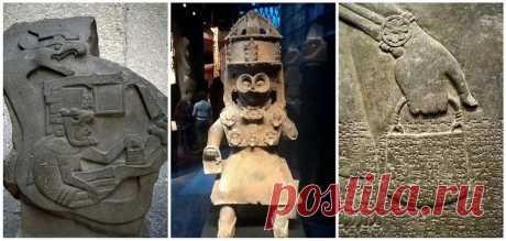 Таинственные сумочки древних богов | Pentad