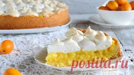 лимонный пирог - рецепты, статьи на Gastronom.ru