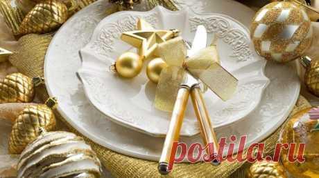 18 отличных идей оформления новогоднего стола / Домоседы