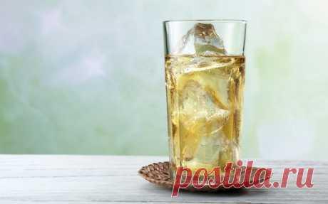 Very simple strengthening drink.