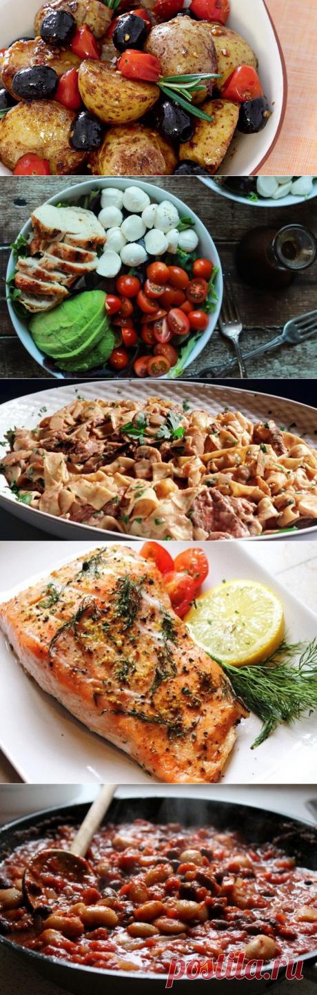 5 оригинальных блюд на каждый день