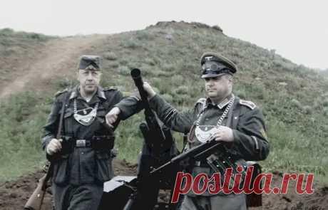 Зачем немецкие солдаты носили на груди пластины на цепи? - Страница простого жизненного позитива - медиаплатформа МирТесен