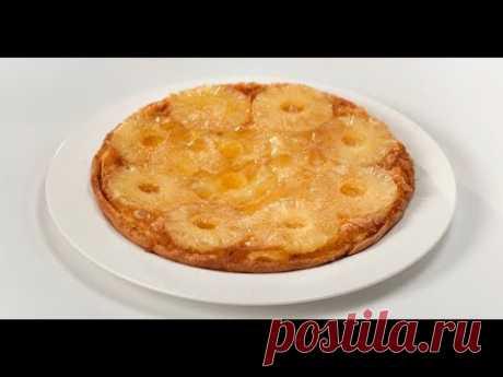 Ананасовый пирог | Привет, Италия!