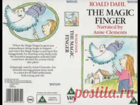 Roald Dahl's The Magic Finger (1990 UK VHS)