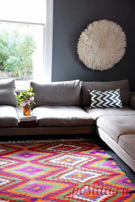 Как выбрать ковёр для дома по фэн шуй | Ветер и Вода