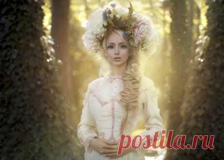 Ничто человеческое: Валерия Лукьянова и другие знаменитые живые куклы
