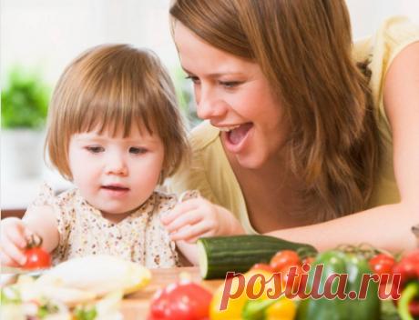 4 продукта, с которыми ребенок не заболеет!