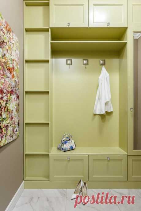 В оттенках синего и голубого - трехкомнатная квартира в стиле классики и прованса | DECOrry | Яндекс Дзен