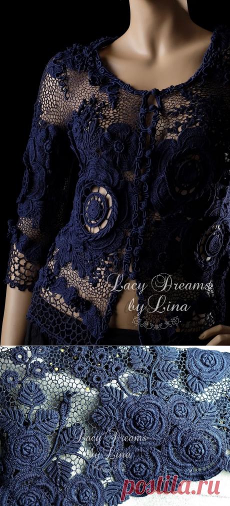 Lacy Dreams by Lina Mushanska,авторские работы