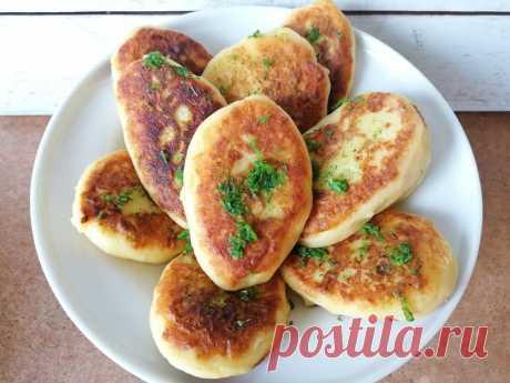 (20+) Да!мы с кастрюлькой : #Картофельные пирожки с капустой дамы# | Facebook