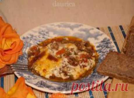 Греческая кухня: Мусака