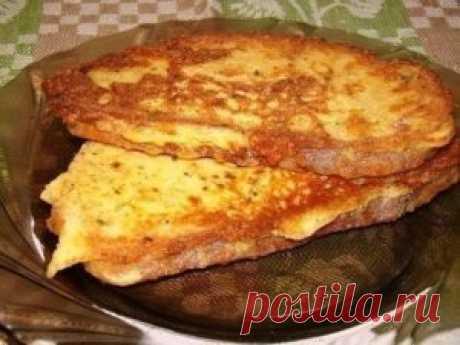 Гренки сырные | Блог сайта Muza.Name